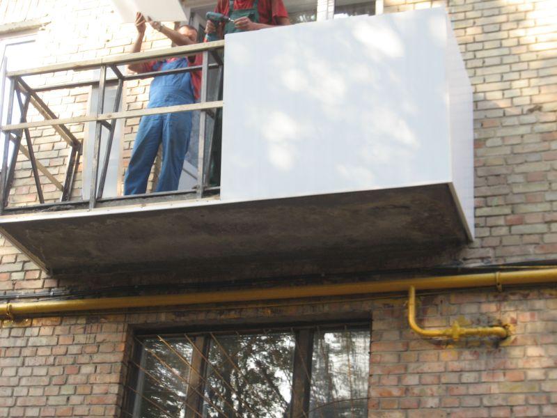 Высоконадёжное остекление балконов.