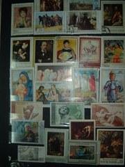 марки кубы,  болгарии,  ссср,  монголии,  гвинеи и многих других стран