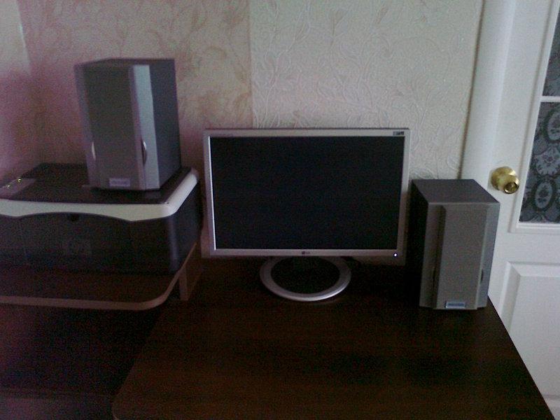 Системный блок пк+монитор+упс+колонки+принтер+клавиатура+мышь- объявление о продаже в одессе
