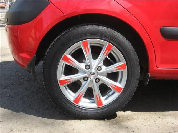 "Наклейки на колесные диски мотоцикла (скутера, автомобиля) (Страница 3) — Наклейки (на колесные диски, ""защитные соты"", наклейки на бак и др.) — ZloyVirus форум - ZloyVirus форум - Наклейки на колесные диски"