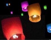 Небесные фонарики (Одесса) летающие фонарики,  воздушные фонарики