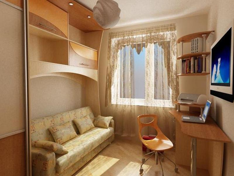 Дизайн малогабаритных квартир детская