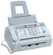 Тел/факс Panasonic KX-FL403UA (Белый)