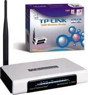 Беспроводной маршрутизатор TP-Link TL-WR642G 108Mbs