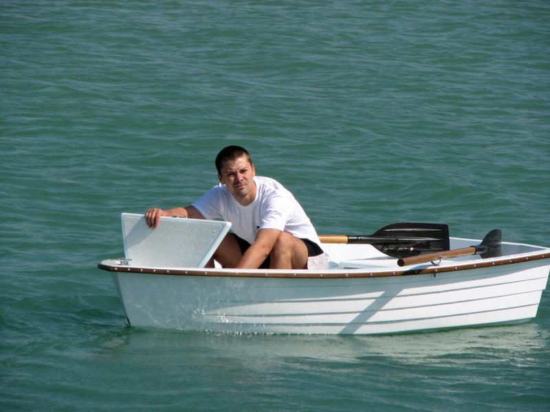лодка ерш в москве