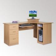 Стол компьютерный с надстройкой.СУ-3 (Компанит)