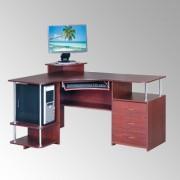 Стол компьютерный с надстройкой.СУ-4 (Компанит)