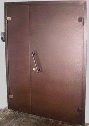 двери многоцелевые одностворчатые,  двустворчатые