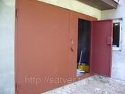 двери и ворота гаража
