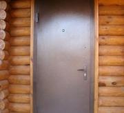 двери стальные для дачи