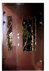 двери металлические кованные