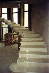 Мраморные ступени в Одессе