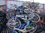 Запчасти к велосипеду бу на улице луначарского