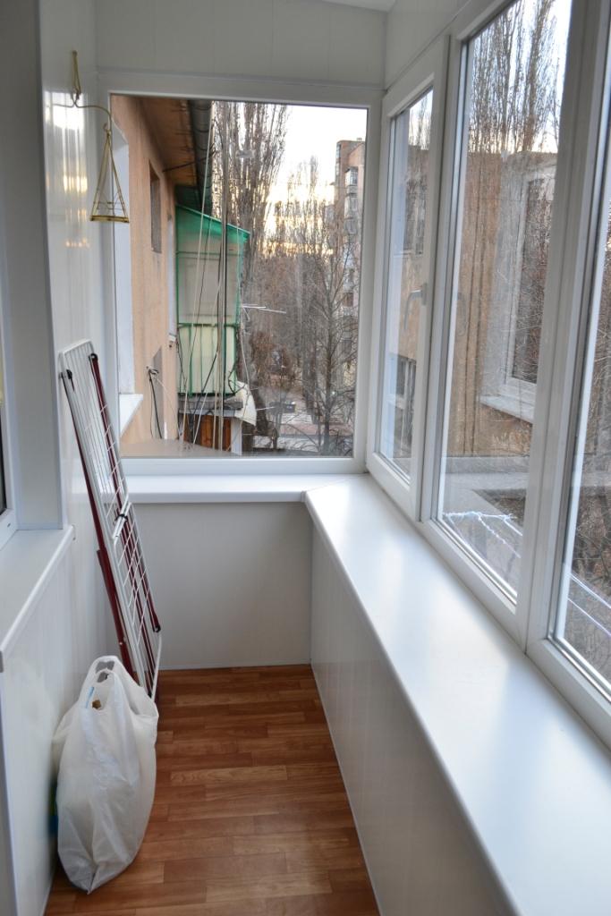 Детали для расширения балкона. - фото отчет - каталог статей.