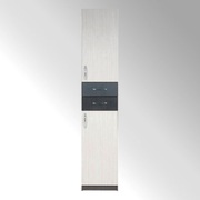 Шкаф,  Пенал,  МС Орбита Пенал-2 (Компанит), для дома и офисов.