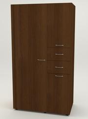 Шкаф-19 (Компанит),  Шкаф для одежды