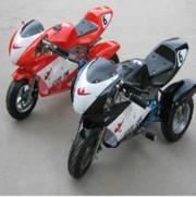 Важно! Детский мотоцикл HL-E69: 15км/ч,  24V,  250W. Чёрный