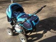 Детская универсальная коляска Adamex Flamenco