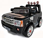 Уникальное предложение! Детский электромобиль Land Rover
