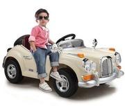 Хит сезона! Mercedes Benz 128 RETRO – бежевый