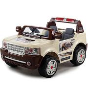 Внимание! Продам Детский Электромобиль Land Power 205 Бежевый