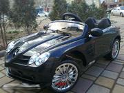 Хит лета 2013! Детский электромобиль Mercedes SLR 722S BLACK