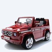 Детский электромобиль Mercedes AMG G55 RED