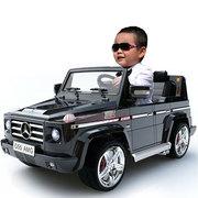 Детский электромобиль Mercedes AMG G55 BLACK