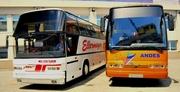 Пассажирские перевозки автобусами до 72 мест Одесса