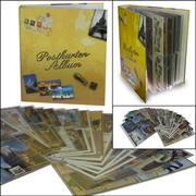 Продам альбомы для открыток,  конвертов