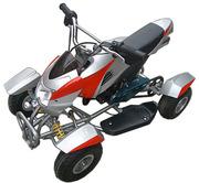 Мечта ребёнка! Детский Квадроцикл HL-D421E до 80кг,  30км/час 500W