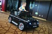 Внимание! Детский Электромобиль Mercedes - Лучший Подарок Вашему Малыш