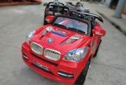 Электромобиль детский джип BMW X8 – Найлучший Подарок Вашему Малышу