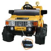 Эксклюзив!  Электромобиль Hummer A-30 H2 внедорожник  на пульте управл