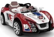 Спешите! Детский электромобиль Turbo M 1189 Красный