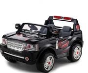 БОМБА! Детский электромобиль Land Power 205 Чёрный