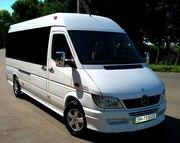 Транспортная компания,  пассажирские перевозки Одесса.