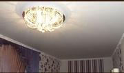 Натяжные потолки на тканевой основе. Под  покраску.
