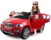 Детский Электромобиль - Лучший Подарок для Вашей Дочки