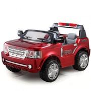 Срочный Подарок? Детский электромобиль Land Power 205 Красный