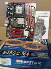 Продам новую с 945-м чипсетом 478S/ddr2/PCI-e16x