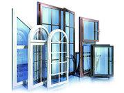 Металлопластиковые и алюминиевые окна и межкомнатные двери ПВХ