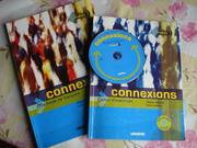 Продам учебник по французскому языку Connexions Niveau 1