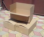 Коробки из гофрокартона размером (59х39х20)см