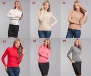 Женские трикотажные кофты оптом в интернет магазине