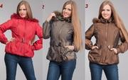 Куртки женские оптом,  пуховик зимний