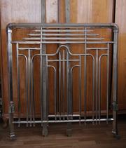 Трофейная немецкая кровать