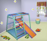 Детский комплекс Малыш цветной