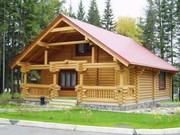 Деревянные дома,  бани,  беседки
