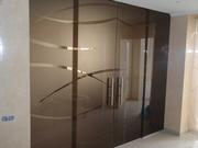 Раздвижные стеклянные двери безрамные